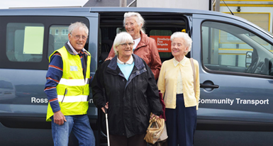 Community Transport users