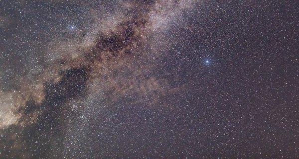 Clear Night Sky Photo