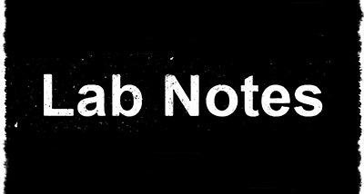 Lab Notes logo