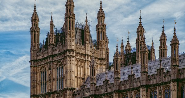 Unsplash: Westminster