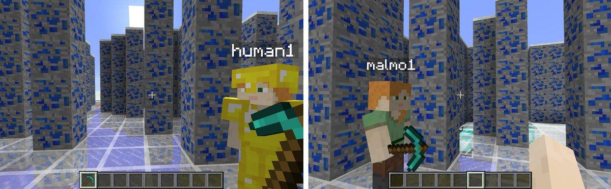 Malmo Collaborative Ai interface