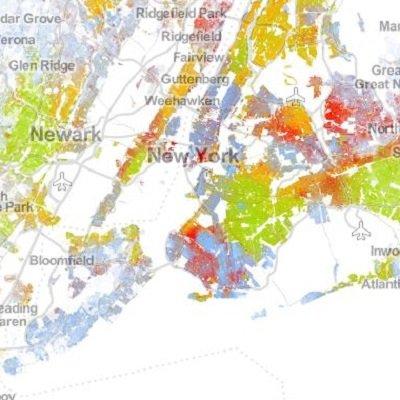Racial Dot Map | Nesta