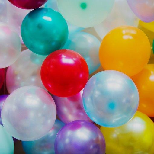 Unsplash: balloons
