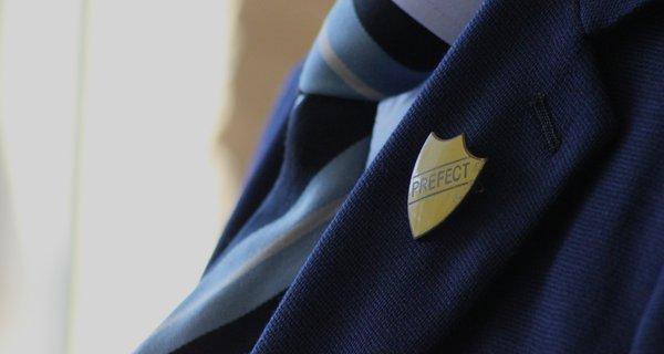 Secondary school blazer