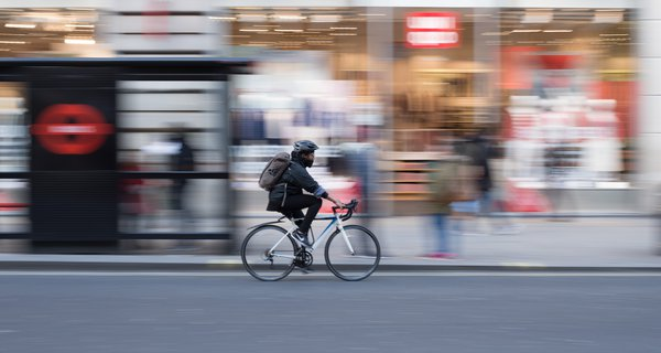 Unsplash: making cycling safer