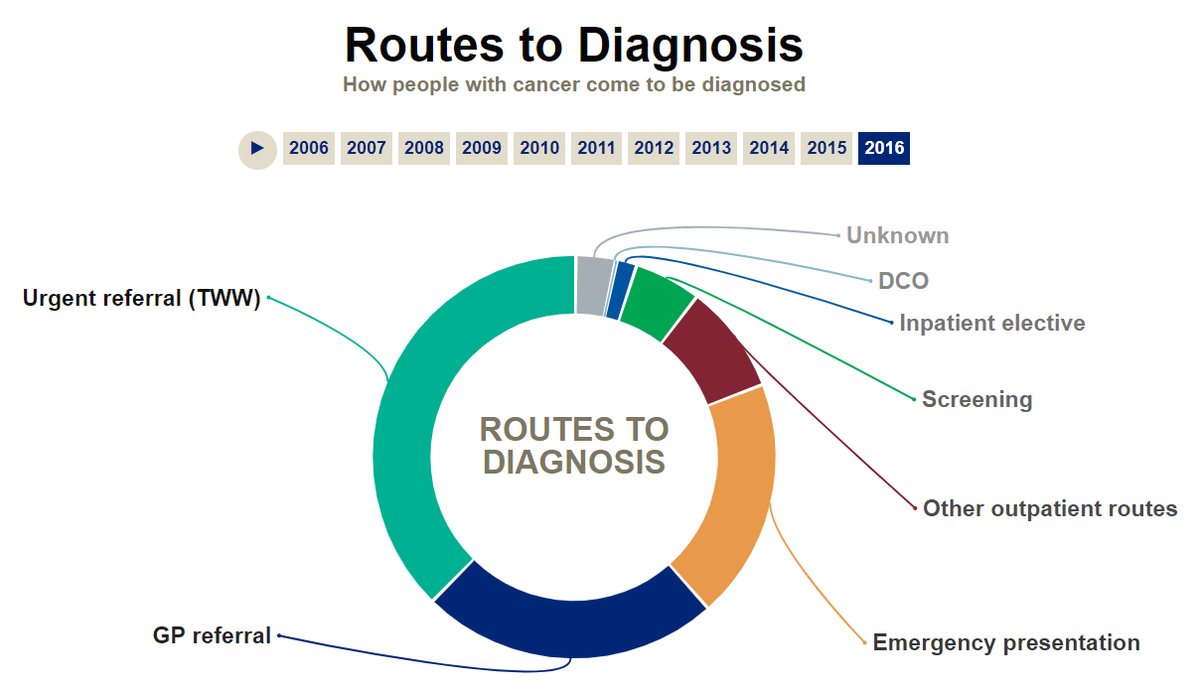 Routes To Diagnosis