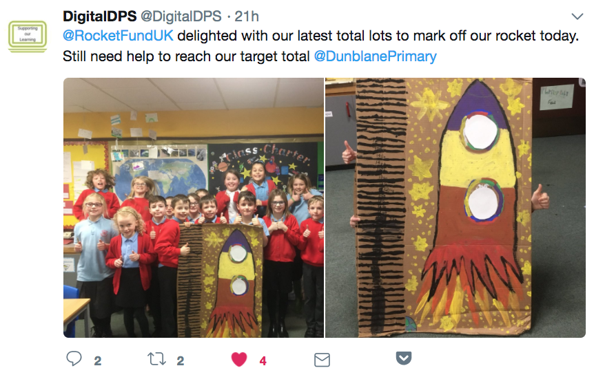 DigitalDPS tweet