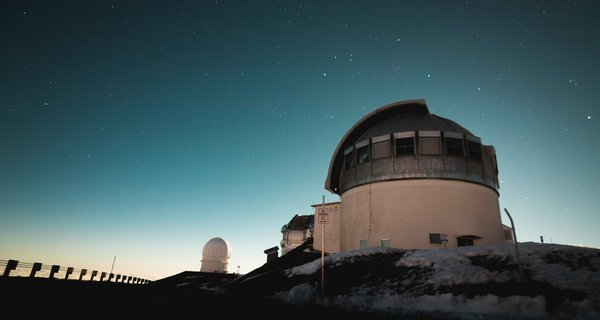 Mauna Kea, United States, Observatory