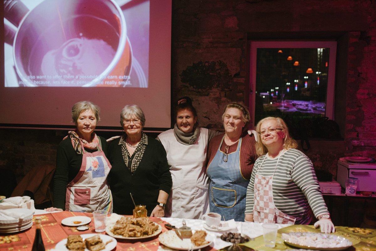 Super Bake bakers - Creative Enterprise Programme case studies